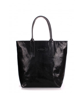 Кожаная сумка POOLPARTY Adore