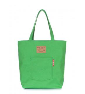 Коттоновая сумка POOLPARTY Arizona