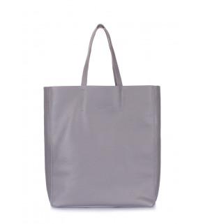 Кожаная сумка POOLPARTY City