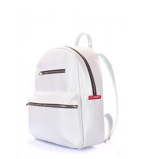 Рюкзак женский перламутровый POOLPARTY Mini