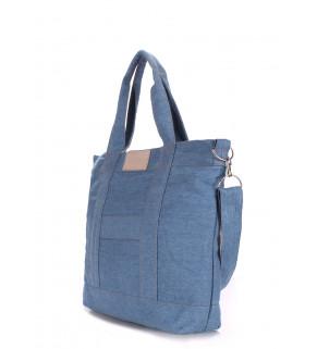 Джинсовая сумка POOLPARTY
