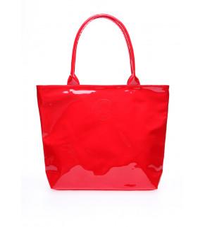 Лаковая сумка POOLPARTY