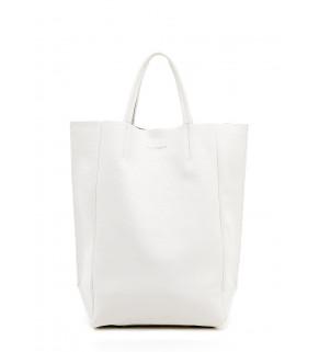 Кожаная сумка POOLPARTY BigSoho