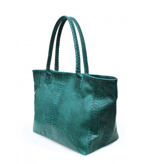 Кожаная сумка POOLPARTY Desire