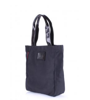 Коттоновая сумка POOLPARTY HOMME