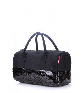 Коттоновая сумка POOLPARTY Rock'n'Roll